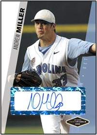 JFP06 White Auto (#'d to 200) Andrew Miller